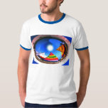 HOBIE CATS IN TIME AND SPACE T-Shirt