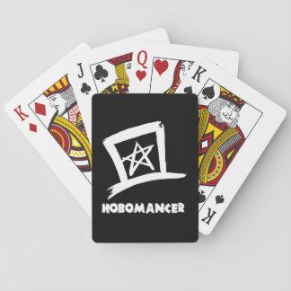 Hobomancer Hobo Sign Playing Cards