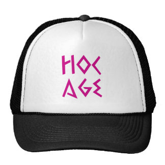 Hoc age trucker hat