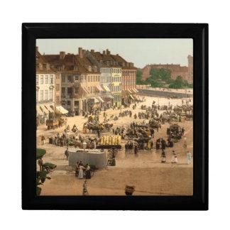 Hochbrucke Square Copenhagen Denmark Gift Box