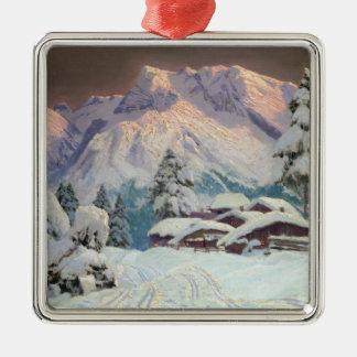Hocheisgruppe, Austria Christmas Ornament
