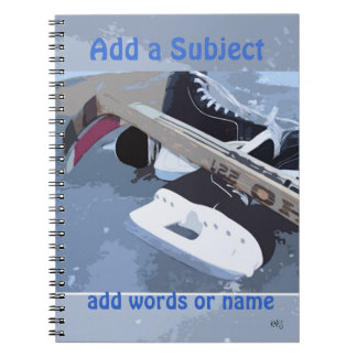 Hockey 2 Notebook