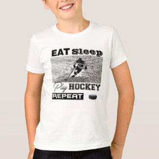 Hockey American Apparel Fine Jersey T-shirt