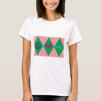 Hockey Argyle T-Shirt