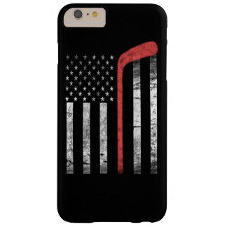Hockey Barely There iPhone 6 Plus Case