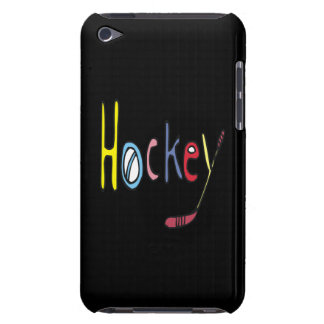 Hockey Barely There iPod Cover