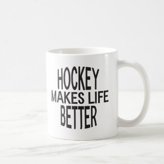 Hockey Better Mug - Assorted Styles & Colors