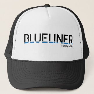 Hockey Blueliner Defense Hockey Trucker Hat