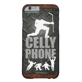 Hockey Celly Phone Barely There iPhone 6 Case