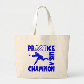 Hockey Champion blue Bags