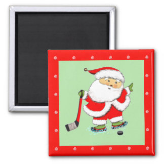 Hockey Christmas gift ideas Magnet