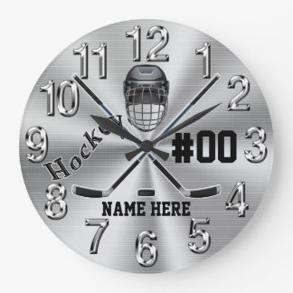 Hockey Clock for Great Gifts for Hockey Players
