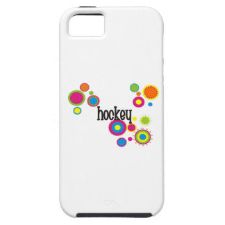 Hockey Cool Polka Dots iPhone 5 Case