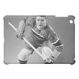 Hockey Defenseman iPad Mini Covers