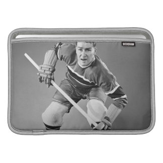 Hockey Defenseman Sleeve For MacBook Air