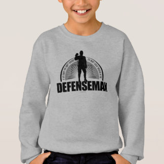 Hockey Defenseman Sweatshirt