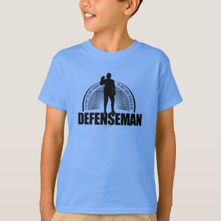 Hockey Defenseman T-Shirt