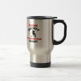 hockey design coffee mugs