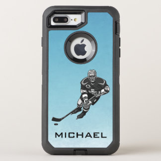 Hockey Design Otter Box OtterBox Defender iPhone 7 Plus Case
