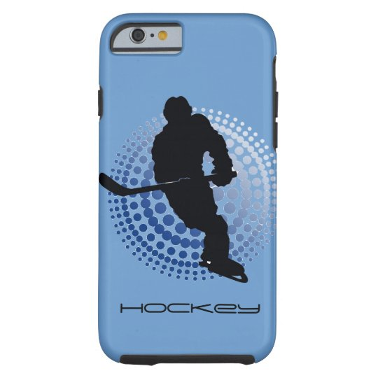 Hockey Design Phone Case