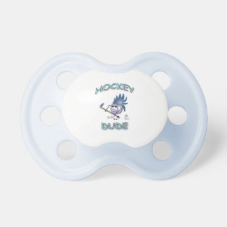 Hockey Dude Pacifier