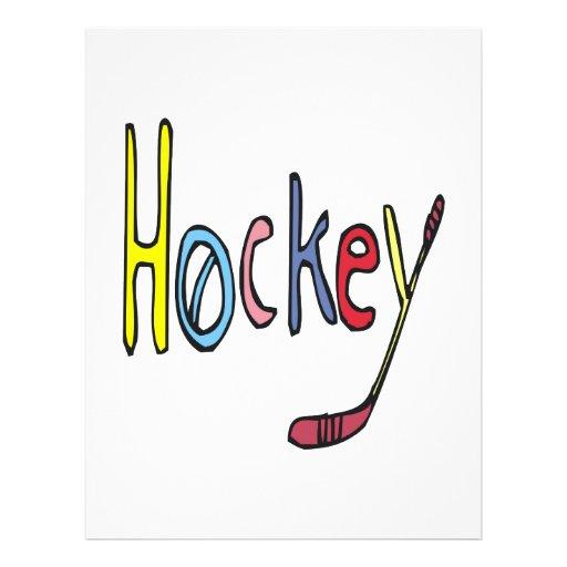 Hockey Flyers