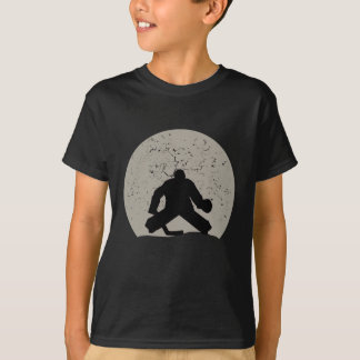 Hockey Full Moon T-Shirt