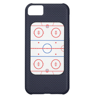 Hockey Game Companion Autograph Ready Case For iPhone 5C
