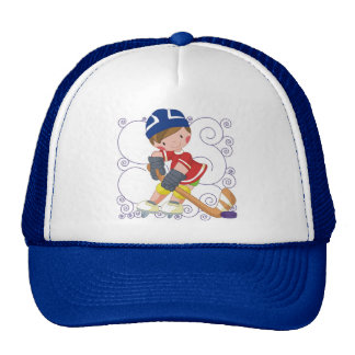 Hockey Gift Trucker Hats