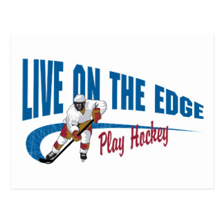 Hockey Gift Postcard