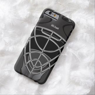 Hockey Goalie Helmet Barely There iPhone 6 Case