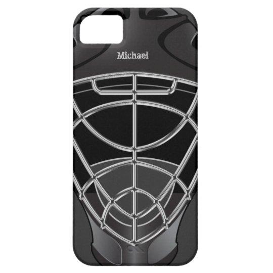 Hockey Goalie Helmet Case For The iPhone 5