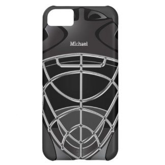 Hockey Goalie Helmet iPhone 5C Case