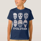 Hockey Goalie Mask Evolution Kids' Tee