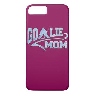 Hockey Goalie Mom Athletic Tail iPhone 7 Plus Case