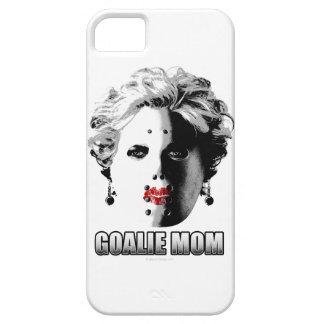 Hockey Goalie Mom iPhone 5 Covers