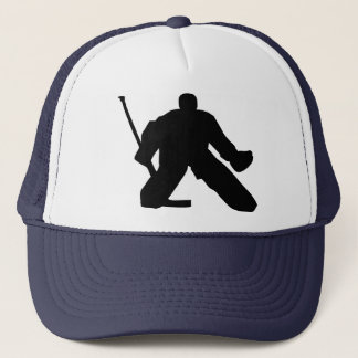 Hockey - Goalie Trucker Hat