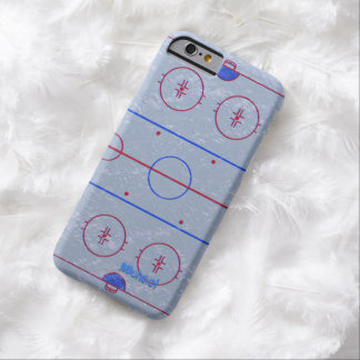 Hockey Ice Rink iPhone 6 case