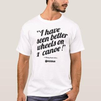 Hockey Insult - Canoe T-Shirt
