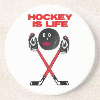 Hockey is Life Coaster