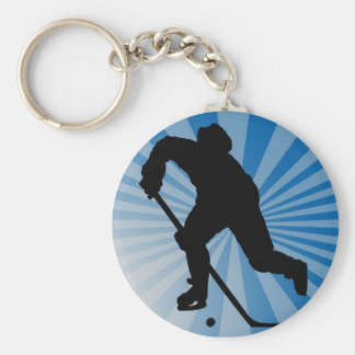 hockey Keychain