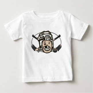 Hockey Kid Baby T-Shirt