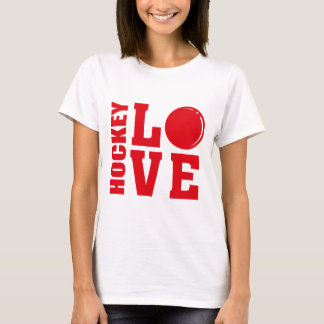 Hockey Love, Field Hockey t-shirt