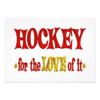 Hockey Love Invite