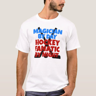 Hockey Lover Magician T-Shirt