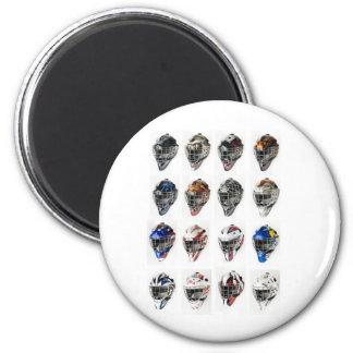 Hockey Masks Magnet