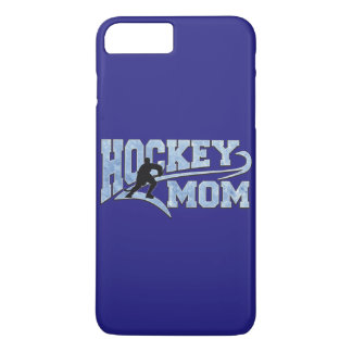 Hockey Mom Athletic Tail iPhone 7 Plus Case