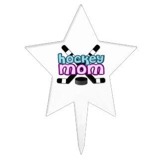 Hockey Mom Cake Picks