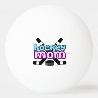 Hockey Mom Ping Pong Ball