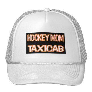 Hockey Mom Taxi Hat